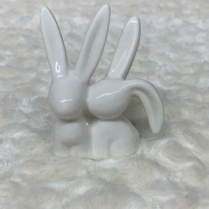 Love Bunnies Ring Holder